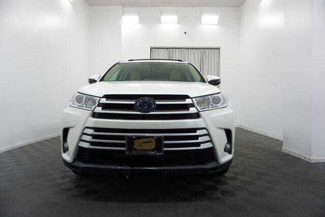 Used 2019 Toyota Highlander Hybrid ( Full Option ) GCC Spec